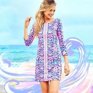 Lilly Pulitzer Marlowe Dress Floral XS